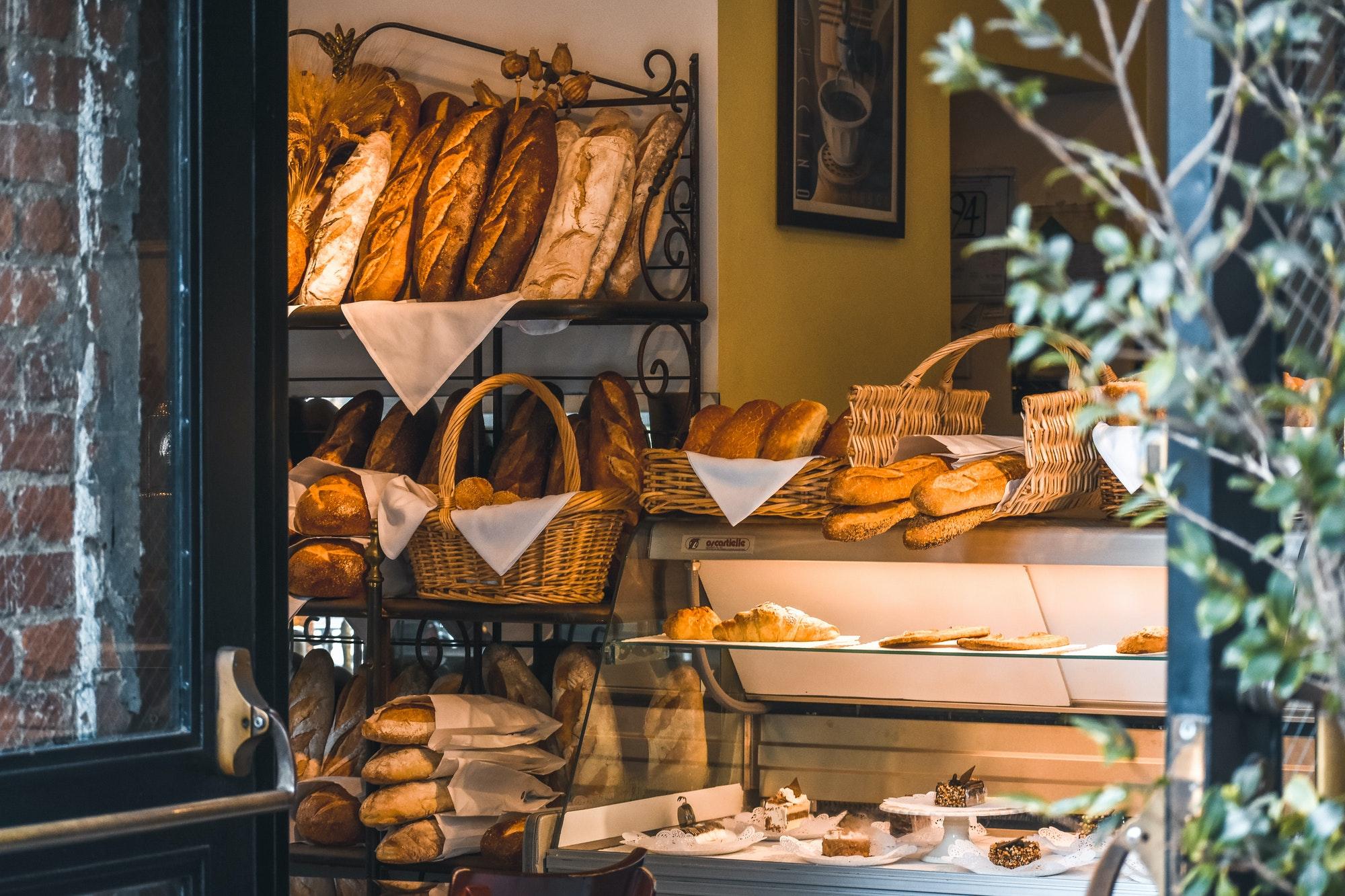 Small Bakery Shop